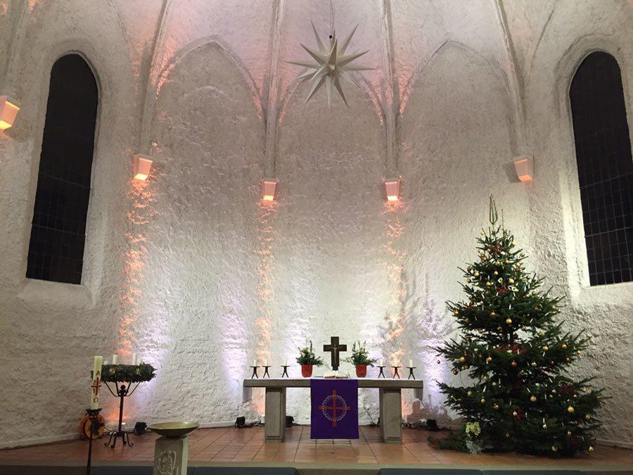 Weihnachtliche Termine 2017