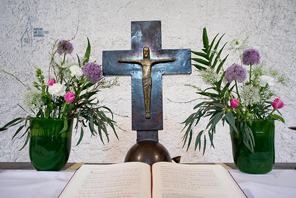 Passions- und Osterzeit: Andachten und Gottesdienste